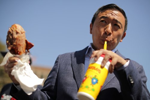 Andrew Yang Is Catching Heat For Comments On The Difficulties Of His 2-Bedroom Apartment - BroBible