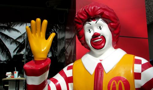 McDonald's customer vows to go vegan after posting 'pig nipple' on burger