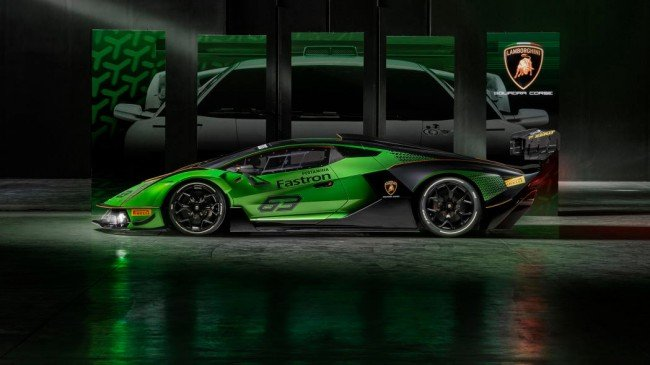The New 830 Horsepower Lamborghini Essenza SCV12 Hypercar Is Straight Out Of A Video Game