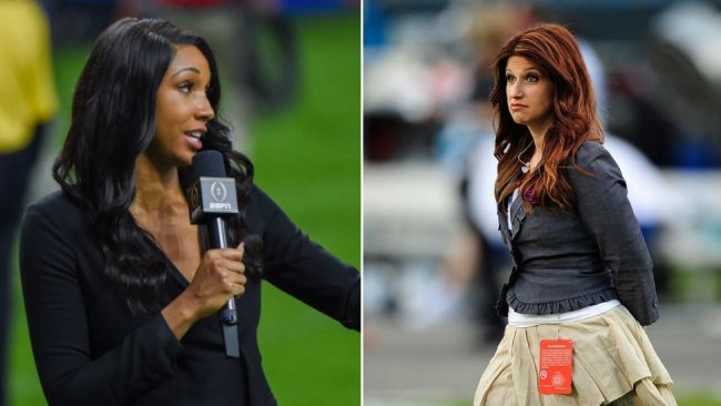 ESPN's Maria Taylor Reportedly Refused To Work With Rachel Nichols After Nichols Said Taylor Was A Diversity Hire In Leaked Audio