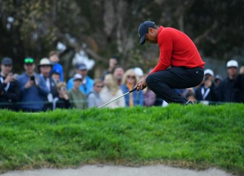 Tiger Woods Injury Update: The Big Cat Is Reportedly Still In 'Wait And See' Mode