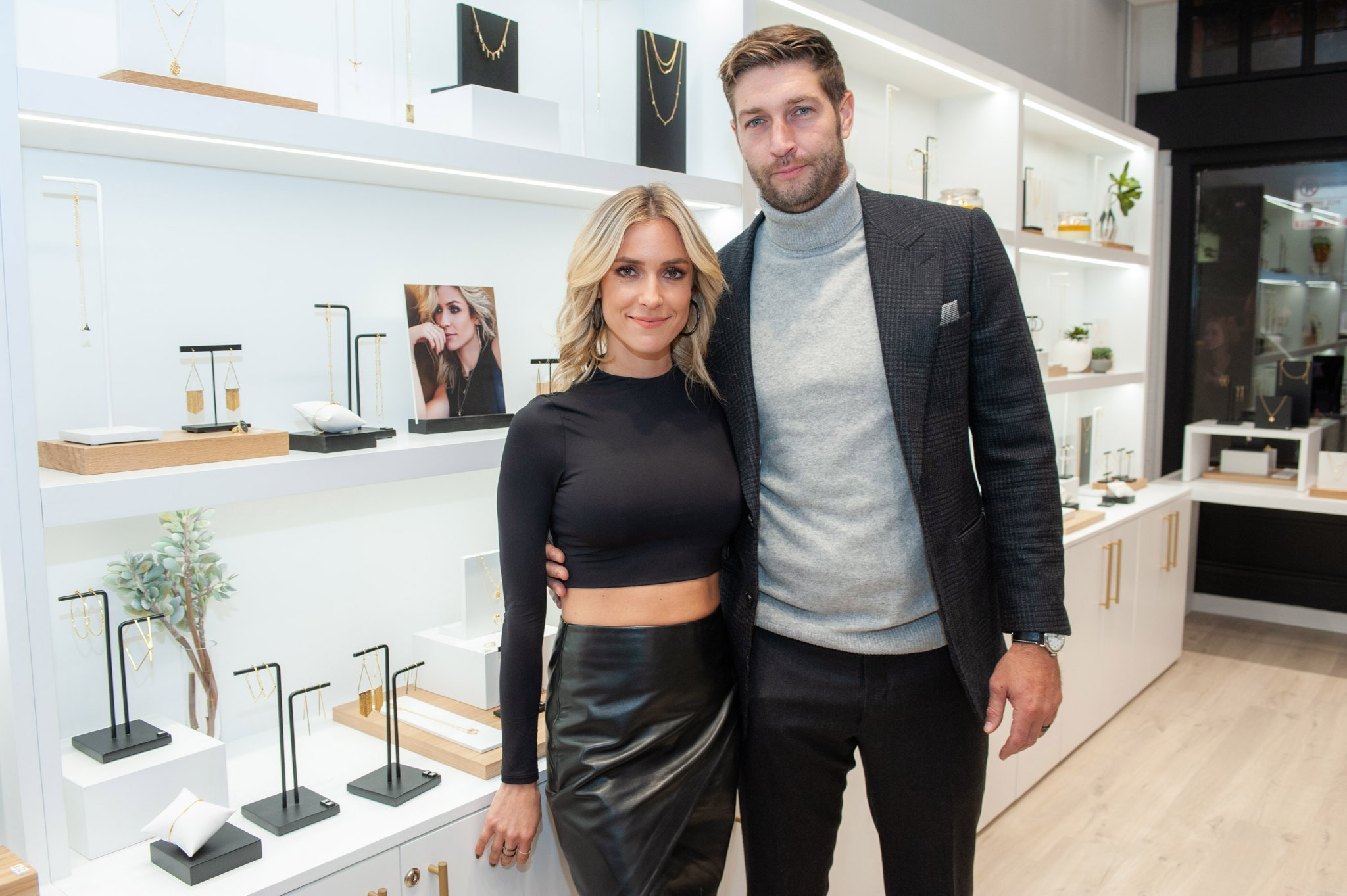 Jay Cutler Is Reportedly 'Not Happy' His Ex-Wife Kristin Cavallari Was Spotted Making Out With Comedian Jeff Dye - BroBible