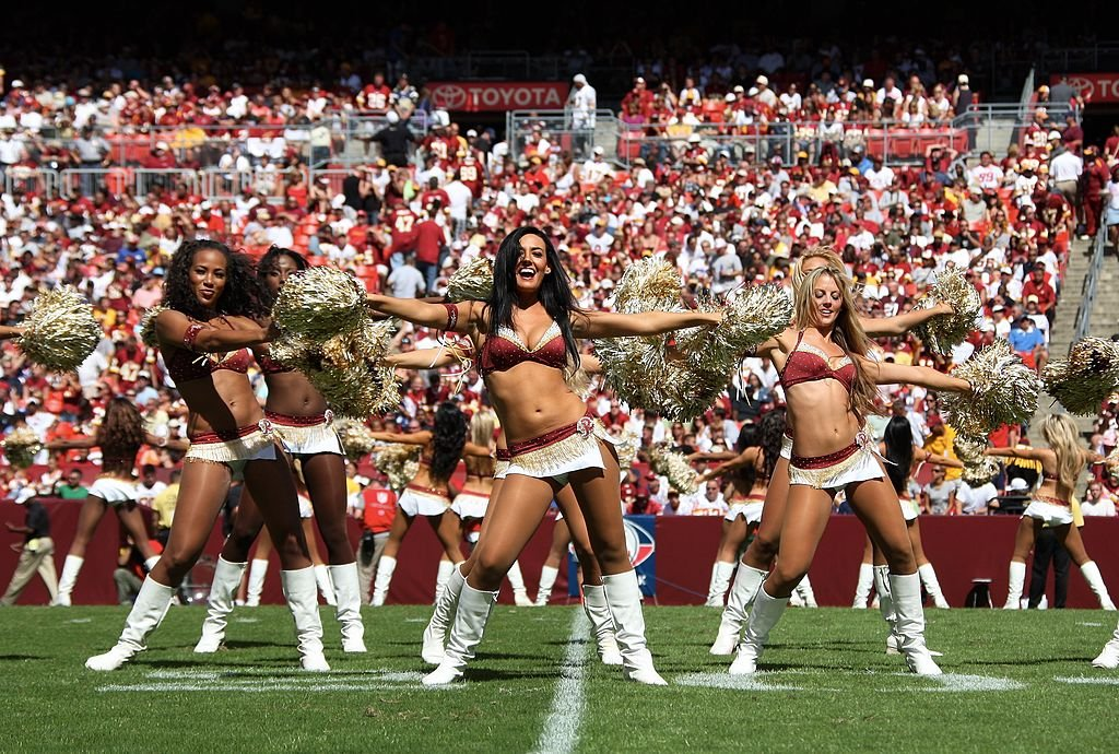 Bombshell Report About Washington Cheerleader Lawsuit Includes Daniel Snyder's Request About The Type Of Women He Wanted On Squad - BroBible