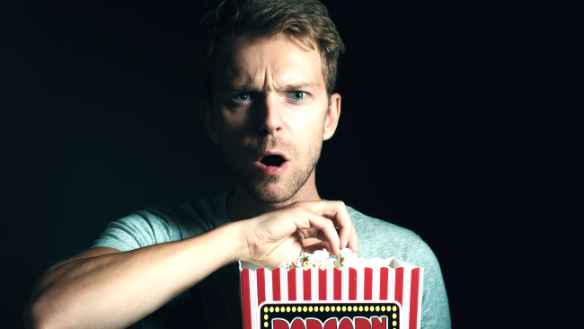 Concession Stand Worker On TikTok Stuns Millions With Claim About Movie Theater Popcorn