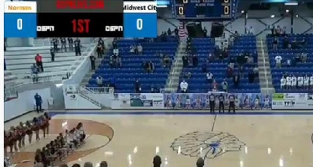 Announcer calls black high schoolers N-word for kneeling, offers terrible excuse