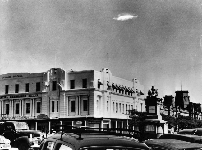 The Internet Mocks U.S. Government's Long-Awaited UFO Report That Says Next To Nothing