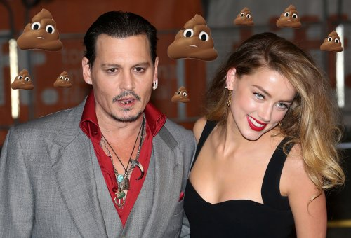 POS That Doomed Johnny Depp's Marriage To Amber Heard Found To Be Actual POS