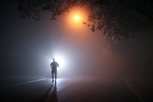 Fellow Runners: You're Playing With Fire By Running In The Dark During These Winter Months
