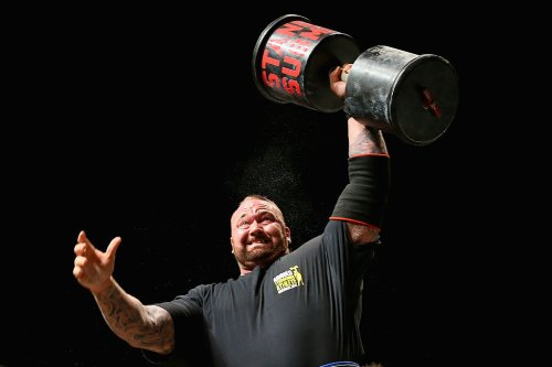 The Mountain, Hafthor Bjornsson, Lost Over 100 Pounds And Now He's Completely Shredded
