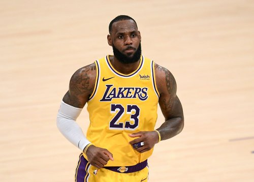 People Are Calling For Space Jam 2 Boycott, Sponsors To Drop LeBron James For Targeting Police Officer In Controversial Tweet