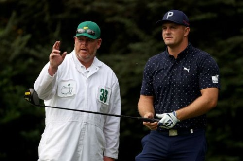 Bryson DeChambeau's Former Caddie Tim Tucker Says He 'Made A Big Mistake' With The Timing Of Their Split
