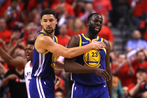 Klay Thompson And Draymond Green Mercilessly Mock 'Tough Guy' Rodney McGruder For Trying To Fight Warriors Player After Game
