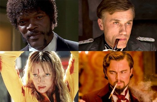 Who Is The Greatest Quentin Tarantino Character Ever? We Threw His 32 Most Iconic Ones Into A Bracket To Find An Answer - BroBible