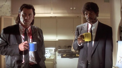 'Pulp Fiction' Co-Star Nearly Stole Samuel L. Jackson's Jules Winnfield Role And How Laurence Fishburne Was Involved - BroBible