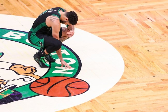 Jayson Tatum Barely Missed Out Of A $32 Million Windfall Today If You Need Someone To Cry For