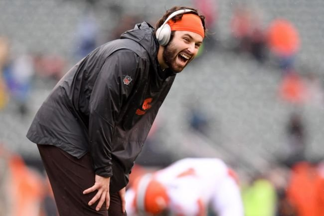 Baker Mayfield Trolls The Hell Out Of Texas And The Big 12 Following News That 'Horns Down' Gesture Will Be Penalized