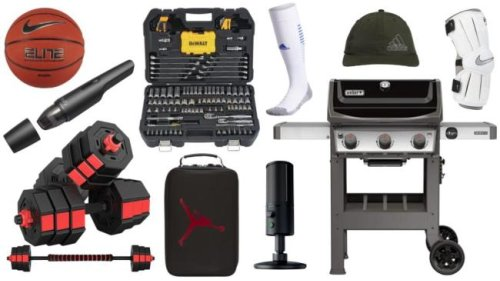 Daily Deals: Tool Kits, Grills, Dumbbell Sets, Nike Sale And More!