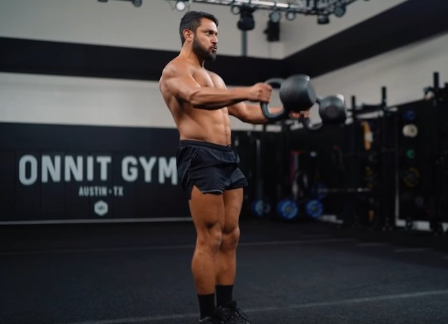 This 15-Minute Double Kettlebell Destruction Workout Will Burn Fat – If It Doesn't Break You First