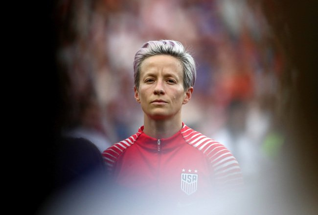 People Are Trying To Cancel Megan Rapinoe Over Old Tweet About Asians Just Days After She Was Hired By Victoria's Secret