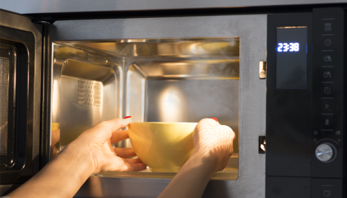 This simple microwave hack will change your life