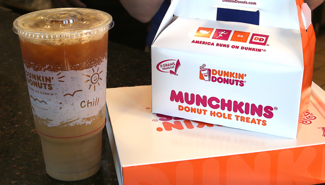 Dunkin' Employee Reveals You're Getting Absolutely Screwed When You Order A Large Iced Coffee