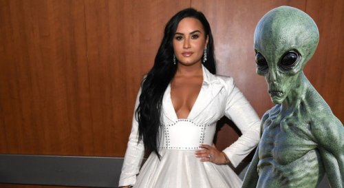 Demi Lovato Doubles Down On Her Claim That She's Been Communicating With Aliens