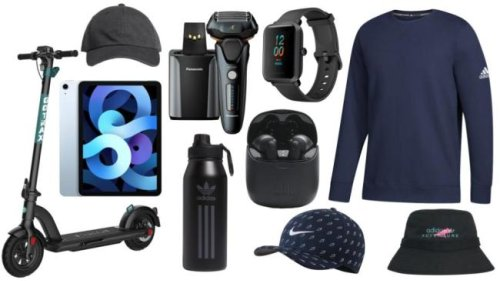 Daily Deals: Electric Scooters, Earbuds, iPads, adidas Sale And More!