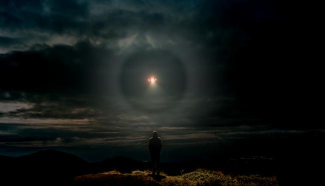 Strange Glowing 'Alien' UFO Leaving Fiery Trail In Sky Has Area Residents 'Flummoxed'
