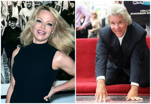 Jon Peters Claims He Paid Off $200,000 In 'Broke' Pamela Anderson's Debts Before Their 12-Day Marriage Went Poof - BroBible