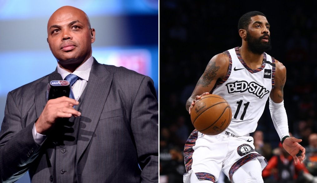 Charles Barkley Blasts Kyrie Irving For Not Speaking To The Media 'Stop Acting Like You're The Smartest Person In The World' - BroBible