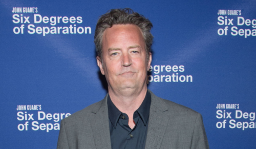 Woman Uploads TikTok Of Engaged Matthew Perry Flirting With Her After Matching On Dating App