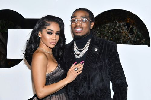 The Wild Way Quavo Took Back The Bentley He Gifted Saweetie After Their Break Up