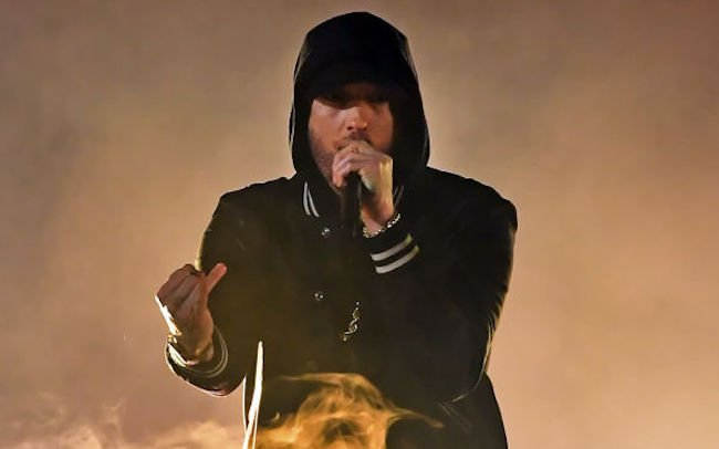 Eminem Updates His List Of The Greatest Rappers Of All Time Almost Two Decades After Revealing His Favorites On ''Till I Collapse' - BroBible