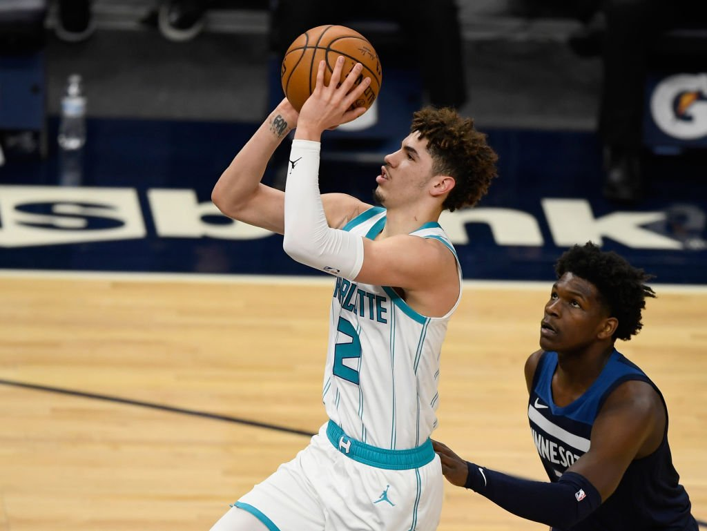 LaMelo Ball Named NBA Rookie Of The Year, Minnesota Claims Robbery