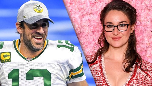 NFL Fans Made So Many Shailene Woodley Jokes After It Was Revealed Aaron Rodgers Wants To Get Traded To West Coast Teams