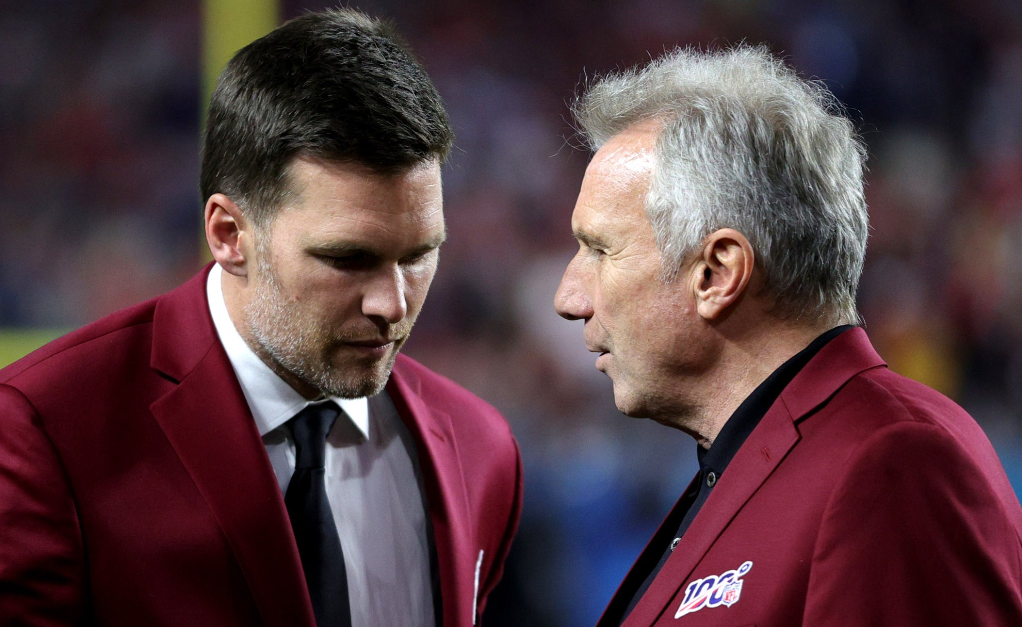 Joe Montana Reveals Why He Thinks Tom Brady Left New England, Based On Conversation At Super Bowl LIV - BroBible