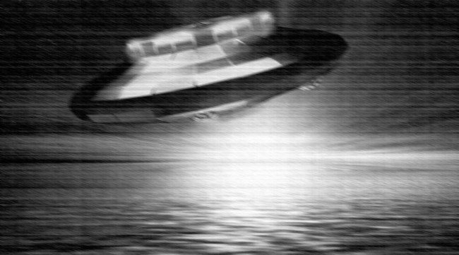 UFO Expert Discovers 'Alien Craft' That Crashed 'Millions Of Years' Ago In Greenland Image