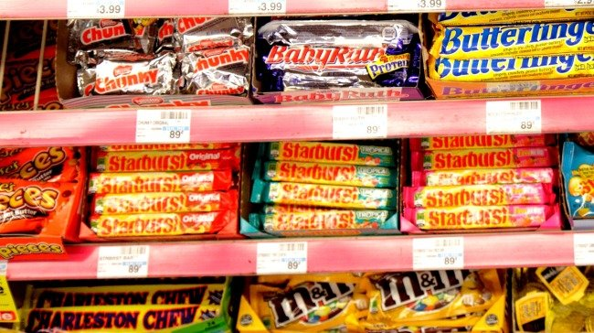 Map: Here's your state's favorite Halloween candy this year