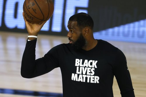 LeBron James Addresses US Capitol Riot, Calls Out '2 AMERIKKKAS' Double Standard By Police