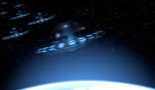 Harvard's Top Astronomer Claims There Are Over A Quadrillion UFOs In Space