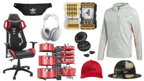 Daily Deals: Pan Organizers, Screwdriver Bit Sets, adidas Sale And More!