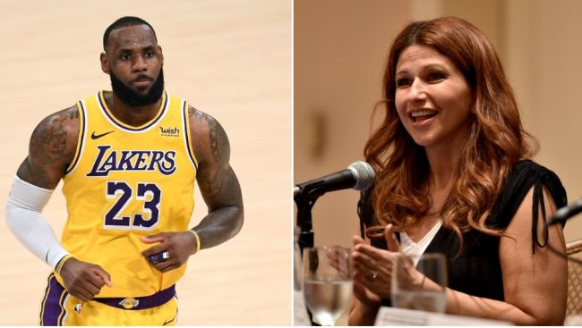 LeBron James' Spokesman Adam Mendelsohn Is Under Fire For Saying He's 'Exhausted' By Me Too And Black Lives Matter In Leaked Rachel Nichols Audio