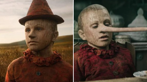 People Were Shocked To Learn There Was A Live-Action Pinocchio Movie Released During The Pandemic That Was Nominated For An Oscar
