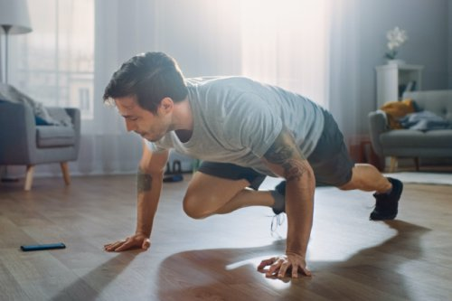 3 Bodyweight Workouts You Can Do Anywhere