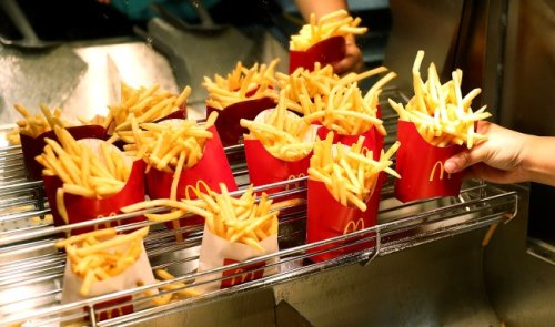These 10 McDonald's French Fries Hacks Make The World's Perfect Food Even Better
