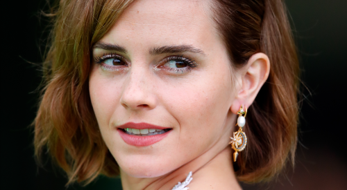 Social media erupts over Emma Watson's revealing outfit during Al Gore interview