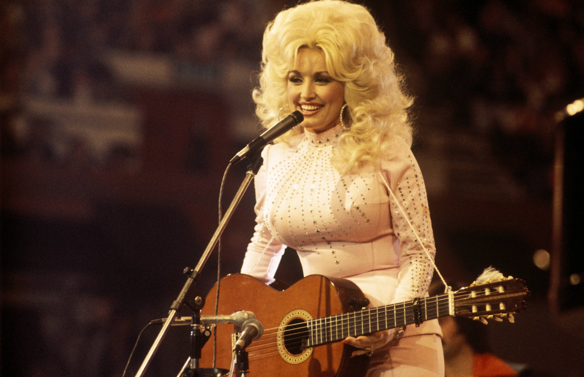 Dolly Parton Addresses Rumors That She's Covered In Hidden Tattoos