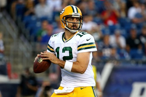 The 49ers Reportedly Tried To Pull Off Blockbuster Trade For Aaron Rodgers Before The Draft