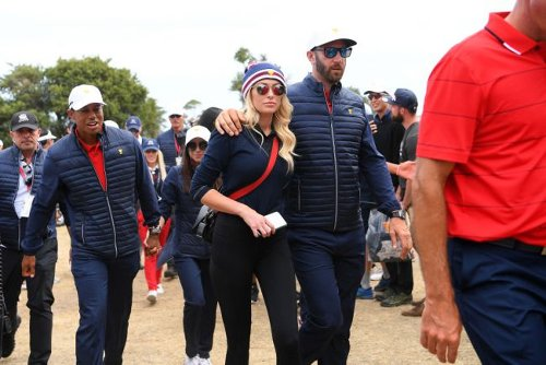 Paulina Gretzky Shares Dustin Johnson's Reaction To Her Playboy Offer, Her Dad's Thoughts About Her Instagram