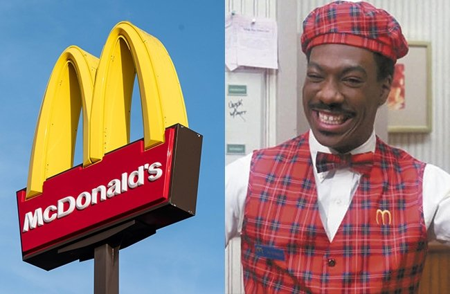 'Coming 2 America' Teases The McDonald's-McDowell's Collab We Need In Conjunction With Its December Release